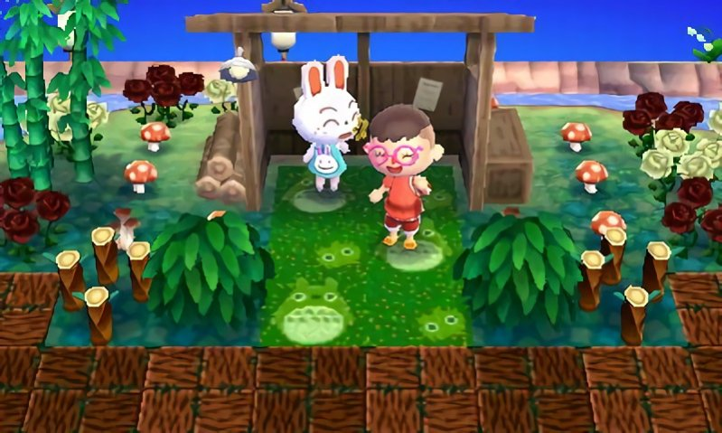 Studio Ghibli Anime Towns The Bell Tree Animal Crossing Forums