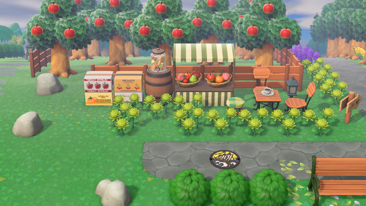 Show Me Your Stalls The Bell Tree Animal Crossing Forums