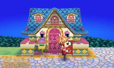 fairy tale exterior