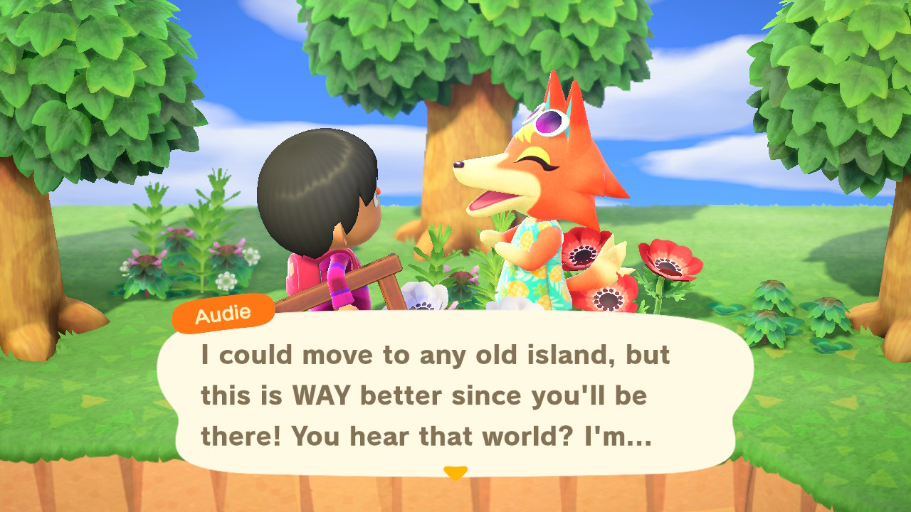 Got Audie | The Bell Tree Animal Crossing Forums