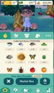 Lots Of Rare Things Today The Bell Tree Animal Crossing Forums I can't believe how huge this fish is! —pocket camp. lots of rare things today the bell