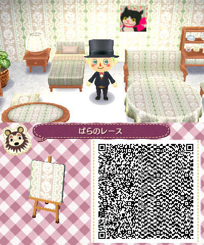 Furniture Animal Crossing New Leaf Wallpaper Qr Codes Wallpaper Hd New