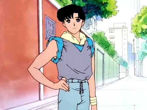 Image result for sailor moon mamoru clothes