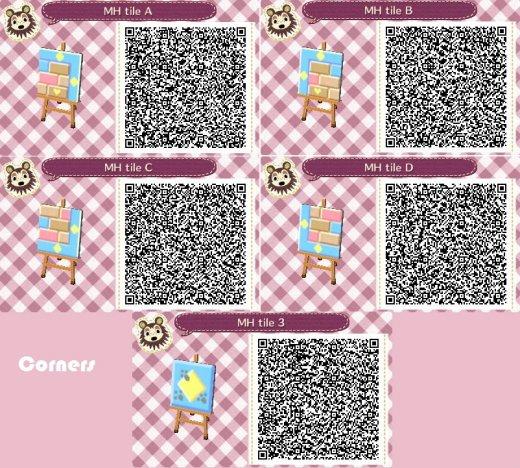 Please Poth Cute Paths Qr Codes